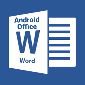 download word android logo